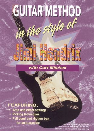 Guitar Method: In the Style of Jimi Hendrix