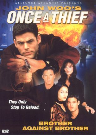 John Woo's Once a Thief: Brother Against Brother