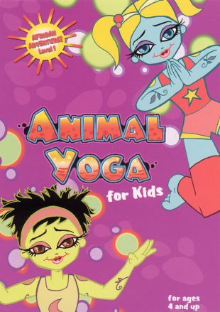 Animal Yoga for Kids: Yoga Safari to the African Plains