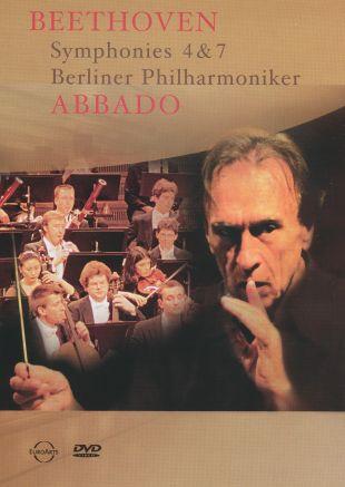 Claudio Abbado/Berliner Philharmoniker: Beethoven - Symphonies 4 & 7