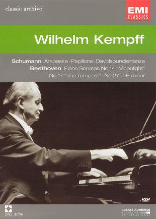 Classic Archive: Wilhelm Kempff