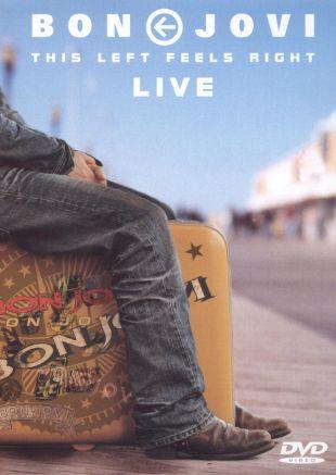 Bon Jovi: This Left Feels Right Live