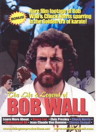 The Life & Legend of Bob Wall