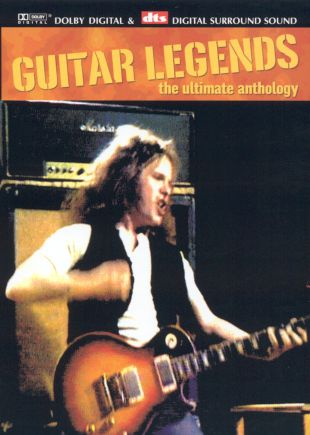 Guitar Legends: The Ultimate Anthology