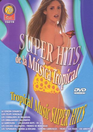 Super Hits de la Música Tropical