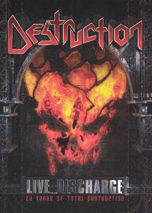 Destruction: Live Discharge - 20 Years of Total Destruction