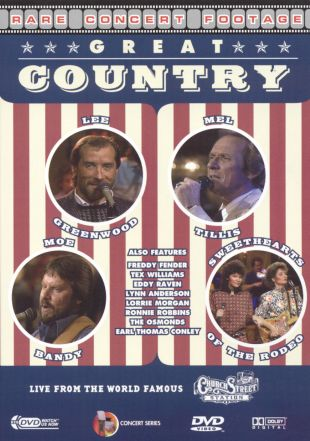 Great Country: Live from Church Street Station