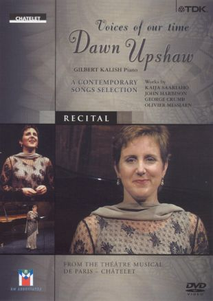 Voices of Our Time: Dawn Upshaw