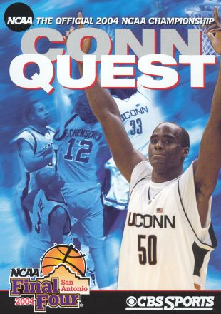 The Official 2004 NCAA Basketball Championship: Conn Quest