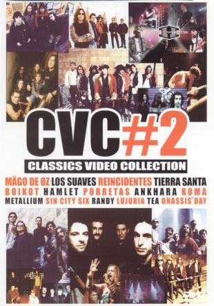 Locomotive Music: Classic Video Collection, Vol. 2
