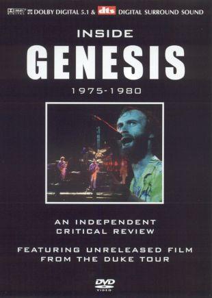 Inside Genesis: A Critical Review - 1975-1980