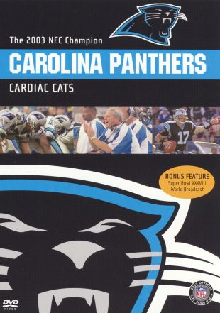 NFL: 2003 Carolina Panthers Team Video - Cardiac Cats