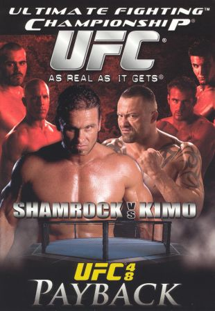 UFC 48: Payback