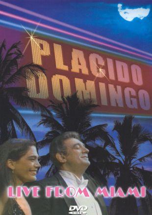 Placido Domingo: Live from Miami