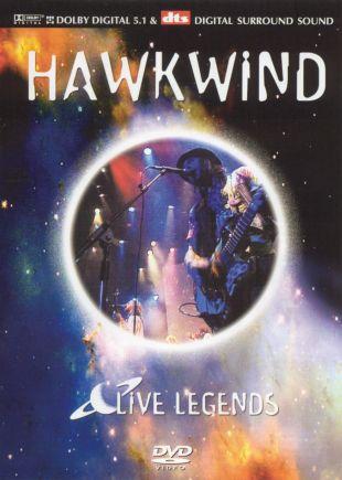 Hawkwind: Live Legends