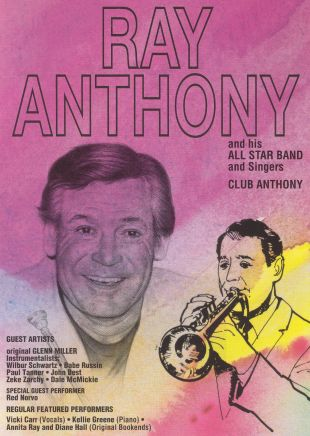 Ray Anthony and His All Star Band and Singers: Club Anthony