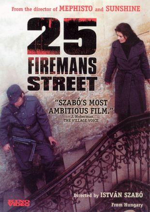25, Fireman's Street