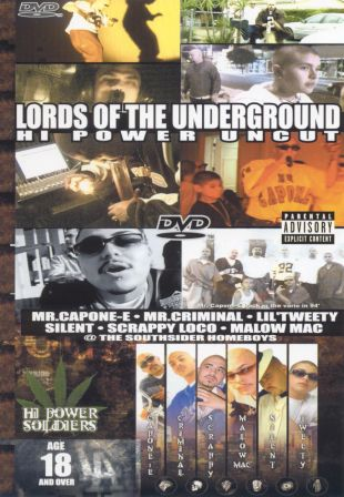 Lords of the Underground