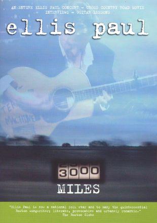 Ellis Paul: 3000 Miles