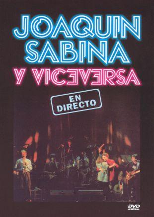 Joaquin Sabina y Vice Versa: En Directo