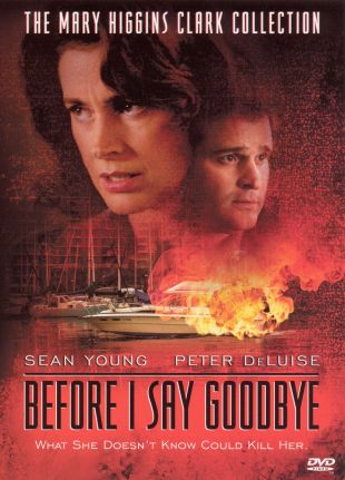 Mary Higgins Clark's 'Before I Say Goodbye'