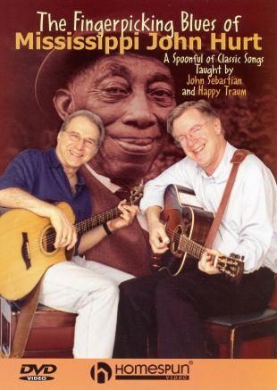 The Fingerpicking Blues of Mississippi John Hurt
