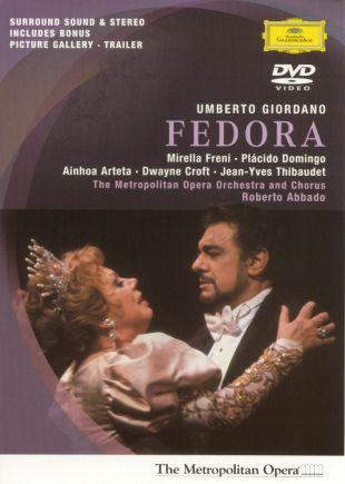 Fedora (The Metropolitan Opera)