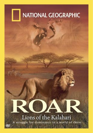 Lions 3D: Roar of the Kalahari