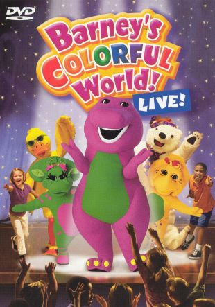 Barney's Colorful World: Live!