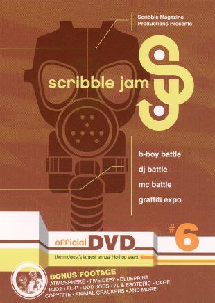 Scribble Jam #6