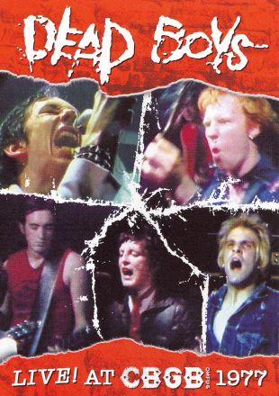 Dead Boys: Live at CBGB
