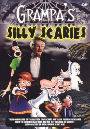 Grampa's Silly Scaries