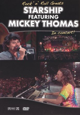 Starship Featuring Mickey Thomas