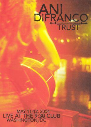 Ani DiFranco: Trust