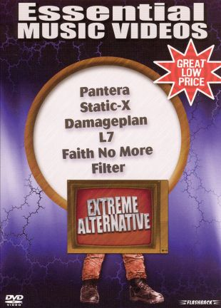 Essential Music Videos: Extreme Alternative