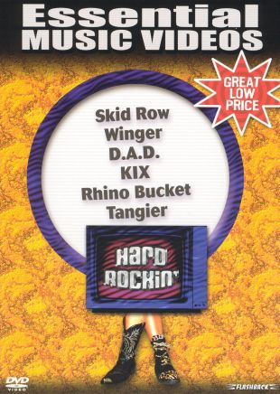 Essential Music Videos: Hard Rockin'