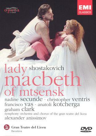 Lady Macbeth of Mtsensk (Gran Teatre del Liceu)