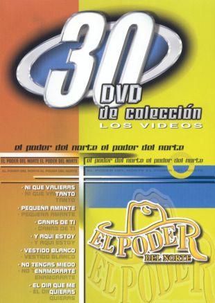 El Poder del Norte: 30 DVD De Coleccion