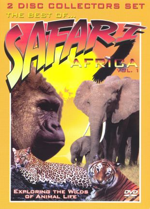 The Best of Safari in Africa, Vol. 1