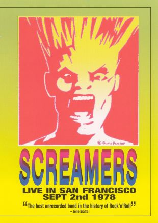 Screamers: Live in San Francisco, 1978