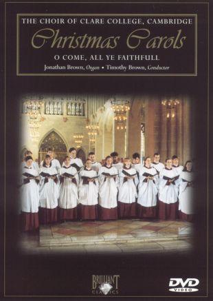 Christmas Carols: O Come All Ye Faithful