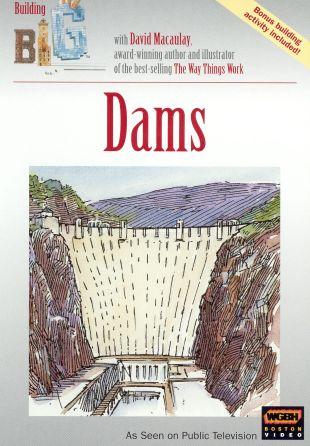 Building Big with David Macaulay: Dams