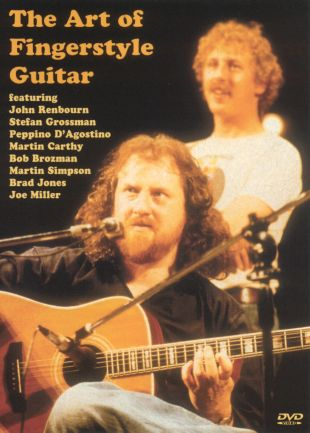 The Art of Fingerstyle Guitar