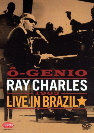 Ray Charles: O Genio - Live in Brazil