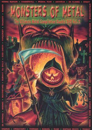 Monsters of Metal, Vol. 2
