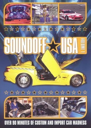 SoundOff USA, Vol. 1