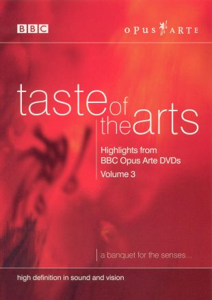 Taste of the Arts, Vol. 3