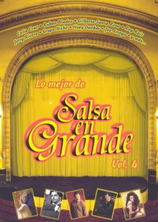 Lo Mejor de la Salsa en Grande, Vol. 4