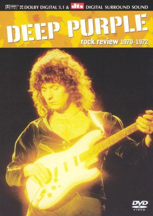 Deep Purple: Rock Review 1970-1972