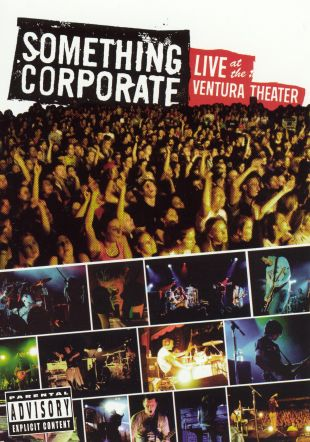 Something Corporate: Live At the Ventura Theater